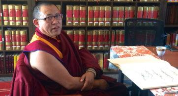 Khenpo Karma Jamyang Gyaltsen