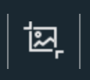 Icon for adjusting display settings in IIIF viewer