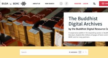 BUDA: Buddhist Digital Archives